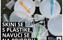 "WWF: ""Skini se s plastike, navuci se na prirodu"" za ""Sat za planet Zemlju"""