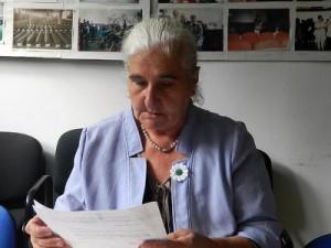 Munira Subašić se nada kazni doživotnog zatvora za Karadžića