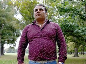 Abdul Aziz Wahabzada goloruk se suprotstavio naoružanom teroristu