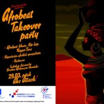 Program Drugačija glazba poziva na Afrobeat Takeover Party