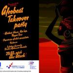 Program Drugačija glazba poziva na Afrobeat Takeover Party