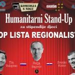 Na Svjetski dan šale humanitarni stand-up za stipendiranje djece