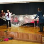 Završna izvedba radionice Tijelo Riječi u okviru projekta Kreativni 54+