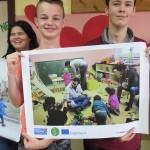 1000 učenika iz osnovnih i srednjih škola diljem Hrvatske danas poslalo 1000 poruka solidarnosti