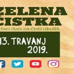 Najveća ekološka volonterska akcija u Hrvatskoj
