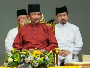 Sultan Hasanal Bolkiah je uveo smrtnu kaznu u Bruneju