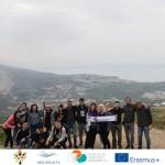 Argonauta: Edukativni izlet mladih u okolicu Splita, područja izgorjela u požaru