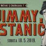 Jimmy Stanić na 20. rođendanu Močvare!