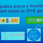 Udruga MoSt predstavila istraživanje: Ljudska prava u Hrvatskoj stagniraju