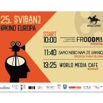 Frooomov World Media Café o medijskoj pismenosti i premijera filmova polaznika generacije 54+, financiranih sredstvima Europskog socijalnog fonda