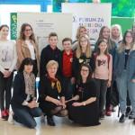 Završna konferencija EU projekta Foruma za slobodu odgoja predstavit će dobrobiti školskog volontiranja