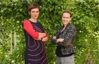 Na slici: Irma Popović Dujmović i Petra Boić Petrač, foto HINA/ Ante GUDELJ