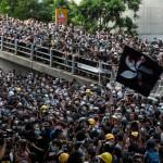 Prosvjednici u Hong Kongu mole članice G20 za pomoć u zabrani zakona o izručenju Kini