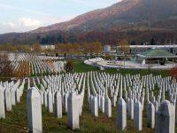 Groblje za žrtve genocida u Srebrenici (DW/Zdravko Ljubas)