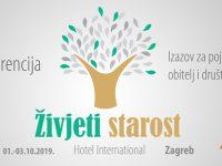 """Zaklada Zajednički put organizira konferenciju  """"Živjeti starost"""""""