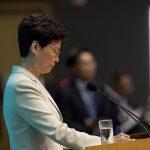 """Čelnica Hong Kong poručila kako je zakon o izručenju """"mrtav"""""""