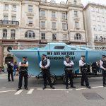 Ekološki aktivisti izašli na ulice britanskih gradova, traže da se proglasi ekološko izvanredno stanje