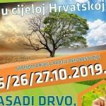 Kolektivna sadnja drveća u cijeloj Hrvatskoj