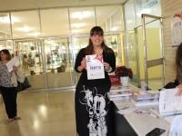 Na slici Ivana Sabo, voditeljica projekta