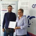 Više od sto studenata uključilo se u provedbu europskog projekta društveno korisnog učenja udruge Naš Hajduk