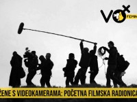 Početna filmska radionica u sklopu 13. Vox Feminae Festivala