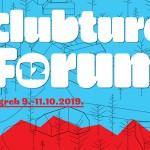 12. Clubture Forum – susret organizacija nezavisne kulture