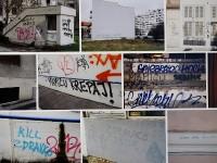 Izložba fotografija Jovice Drobnjaka 'Zidovi mržnje'