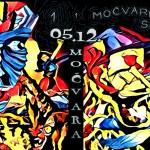 Seina i Doringa za Međunarodni dan volontera  i predstavljanje prvog volonterskog fanzina u Klubu Močvara