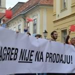 """Udruge: Memorandum za """"Zagrebački Manhattan"""" danas bi trebao formalno postati ništavan"""