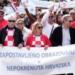 Tridesetak organizacija civilnog društva izrazili podršku štrajku prosvjetnih radnika