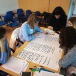 FOTO: U Šibeniku održana trodnevna radionica o pripremi projektnih prijedloga na pozive Europskog socijalnog fonda