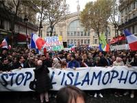 U Francuskoj tisuće prosvjednika protiv islamofobije