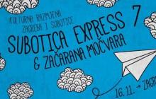 Kulturna razmjena Subotice i Zagreba: 7. Subotica express & Začarana Močvara