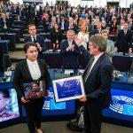 Kćeri Ilhama Tohtija uručena nagrada Saharov