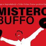"""Predstava """"Mistero Buffo"""", virtuozna oda glumačkom pozivu, u DJ Rojc"""