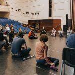 DanceAbility inkluzivna radionica plesa u HKD na Sušaku