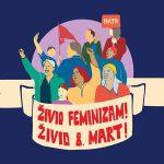Poziv na Noćni marš u Zagrebu u povodu Dana žena