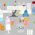 Crtići za psihološku pripremu za onkološko liječenje u dječjoj dobi producirani u okviru EU projekta