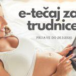 Besplatan e-tečaj za trudnice u trećem tromjesečju trudnoće