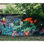 Ulični umjetnici oslikali zagrebački park Opatovina
