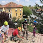 Alpinisti volonteri, anđeli zagrebačkog neba