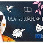 Pokrenuta kampanja Kreativne Europe #CreativeEuropeAtHome