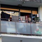 Novi balkonski prosvjed protiv Bandića 24. travnja