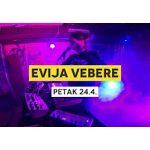Močvara FB Live Sessions: Evija Vebere
