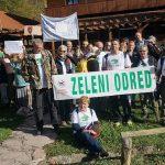 Zeleni odred osvojio nagradu SozialMarie, borba protiv pustošenja hrvatskih šuma cijeni se i izvan granica Lijepe naše