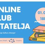 Klub čitatelja online Svjetskog saveza mladih Hrvatska – prijave u tijeku
