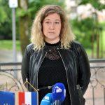 """Ženska grupa Korak iz Karlovca predstavila projekt """"Zakoračimo u život bez nasilja"""", sufinanciran iz Europskog socijalnog fonda"""