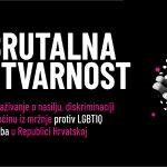 Istraživanje Zagreb Pridea: Svakodnevica LGBTIQ osoba u Hrvatskoj i dalje obilježena strahom od nasilja i diskriminacije