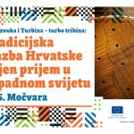 Tradicijska glazba Hrvatske i njen prijem u zapadnom svijetu
