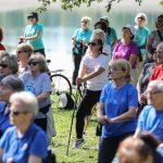EU projekt u pet hrvatskih gradova umirovljenicima će omogućiti besplatno uključivanje u program nordijskog hodanja